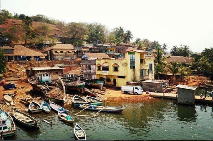 Kotwade Village, Ratnagiri.