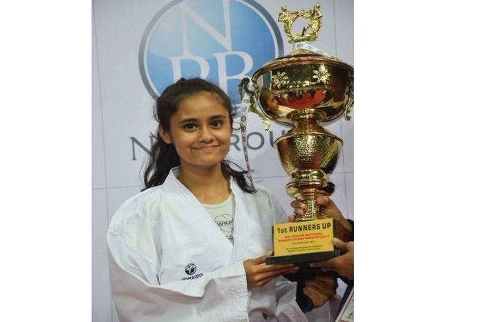 Bhavisha Singh in all her glory