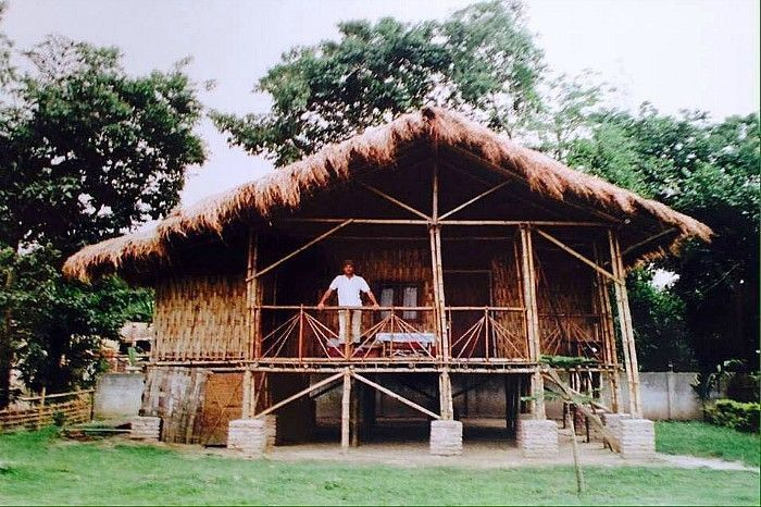 La Maison De Ananda. Image Source: Jungle Ideas