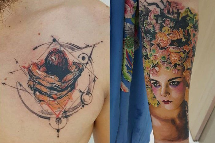 We Profiled 8 Of India S Best Tattoo Artists For Your Next Work Of