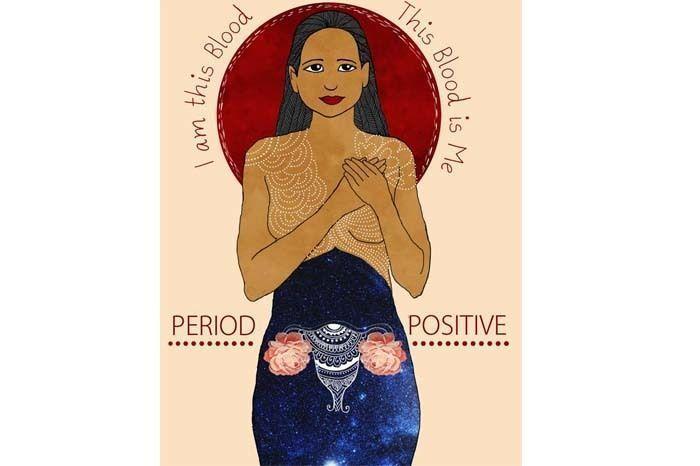 Courtesy of Aditi Gupta   Menstrupedia