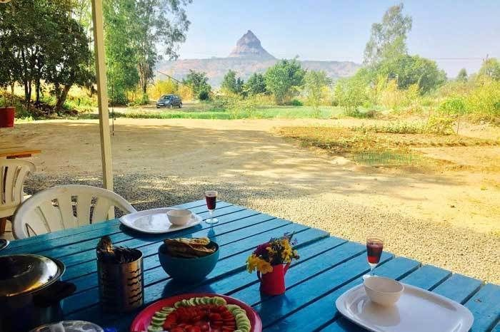 Breakfast at Camp Deogadh. Image Source: Camp Deogadh