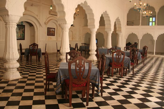 The Dining Room, Mud Fort Kuchesar
