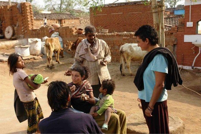 Community Activities at Ganj Village. Image Source: Changemakers.com