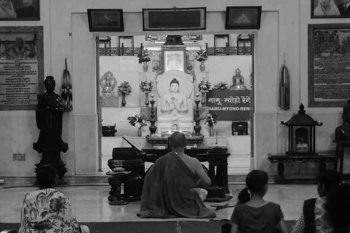 This Hidden Buddhist Temple Is A Slice Of Japan In Worli - Homegrown