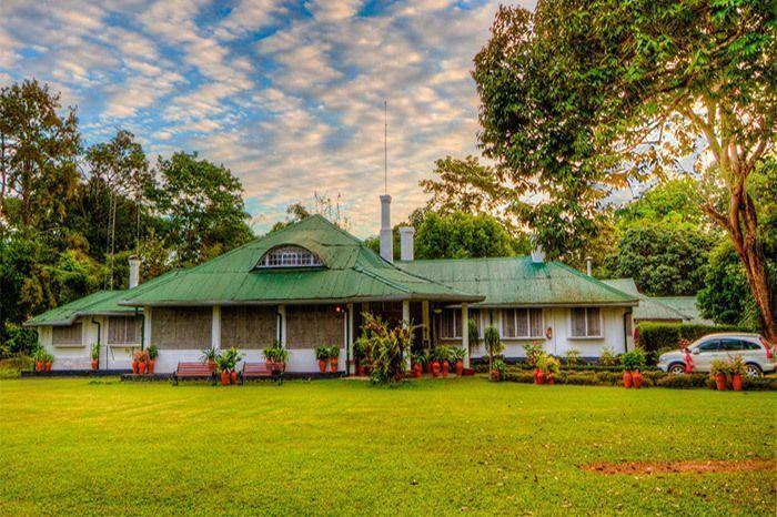 Wild Mahseer heritage bungalow; source: Wild Mahseer