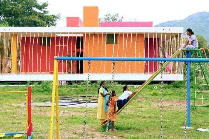 Casa Rana Tamil Nadu S Foster Home For Hiv Positive Children