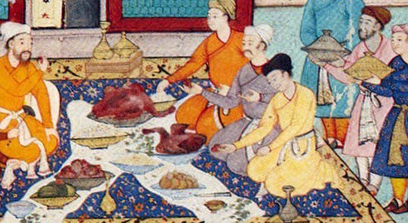 Mughal Feast