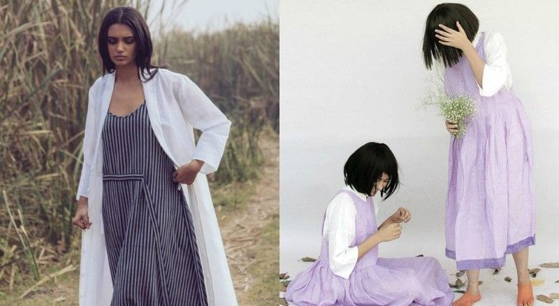 8 Contemporary Indian Fashion Labels That Celebrate Minimalism Homegrown