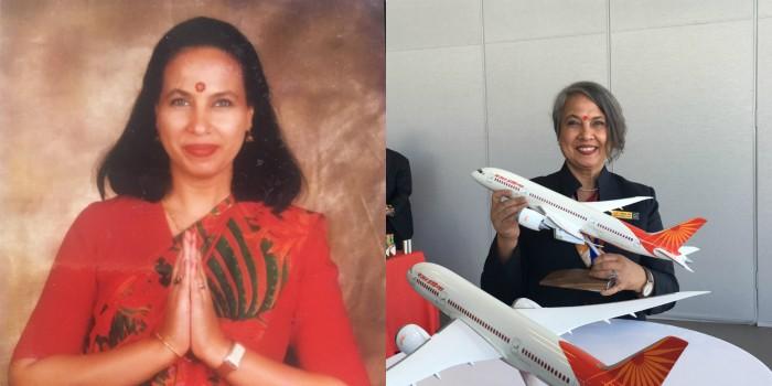 Shanti Menezes - Then & Now. Image Source: Shanti Menezes