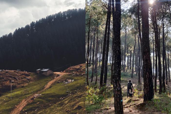 Garh Mandir Hike and Rajgundha valley trek