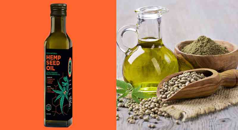 BOHECO Hemp seed oil