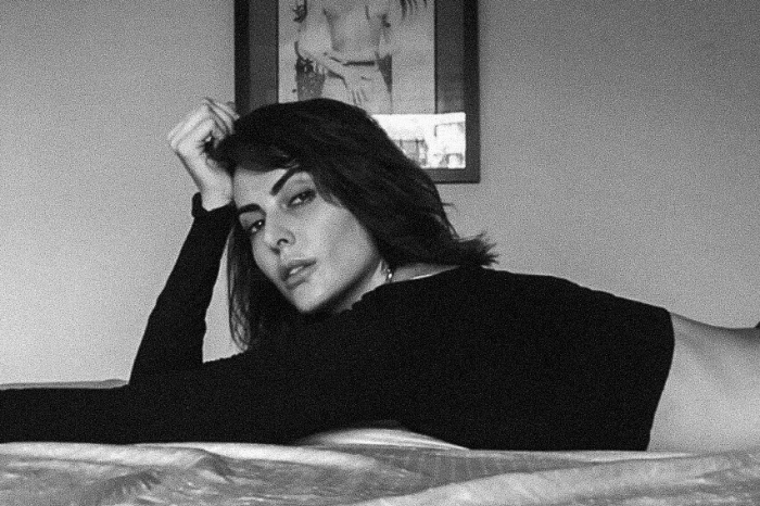 Facetime Photoshoot featuring Mandana Karimi