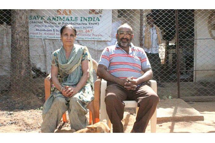 Anju & Surya Singh. Source: Deccan Chronicle