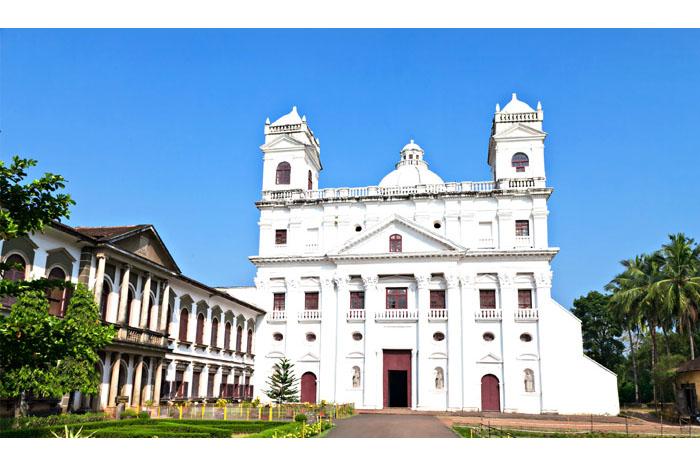 Church of St. Cajetan. Source: Make My Trip