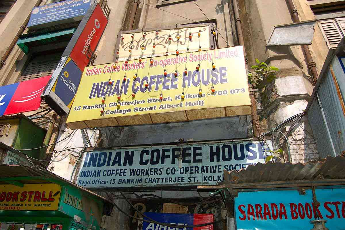 A Look At Kolkata's Iconic Coffee House: Chai, Adda, Revolution And More.