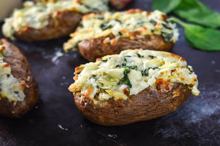 Loaded Baked Potatoes. Seriouseats.com