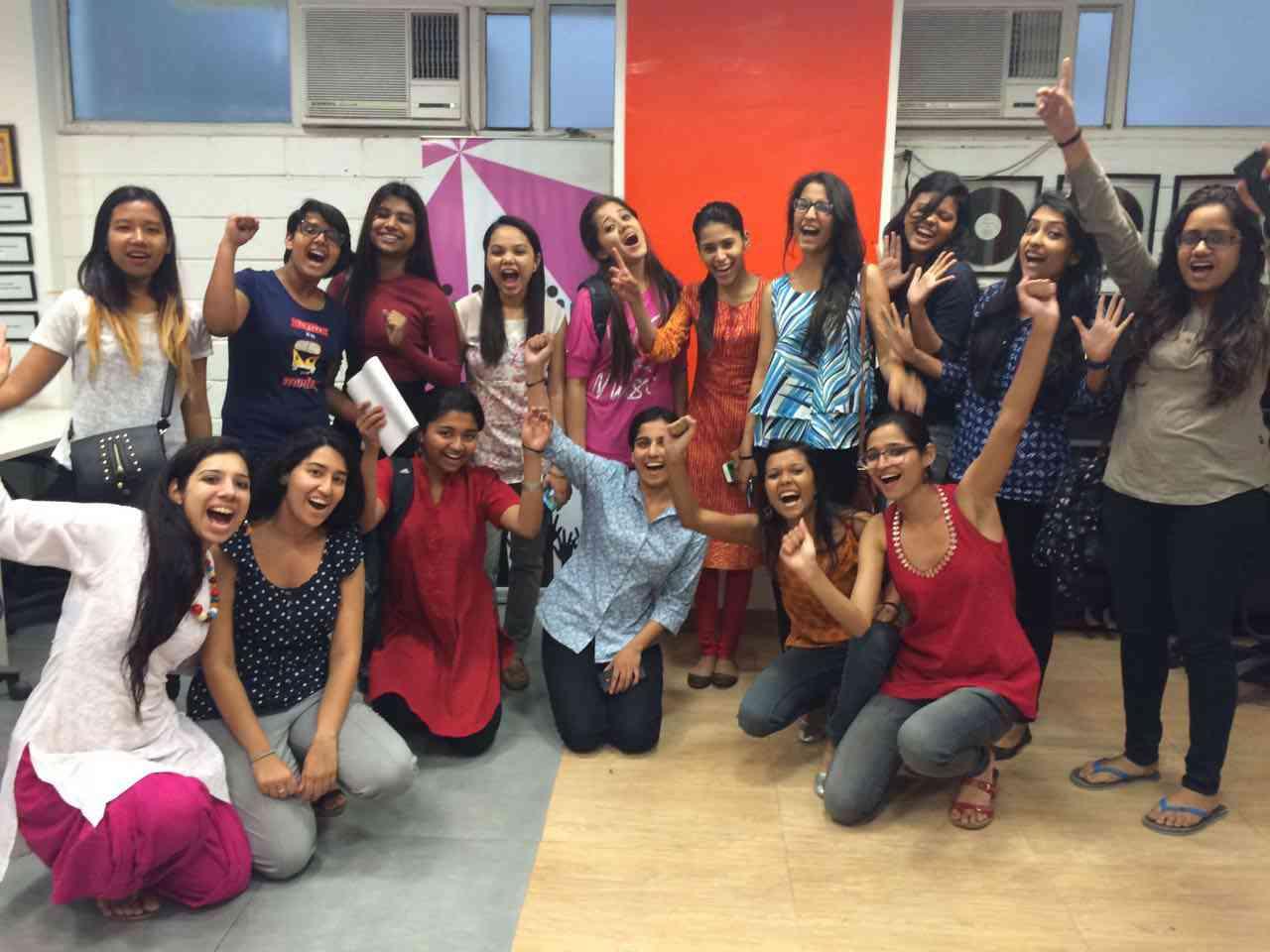 Women behind the NGO Haiyya