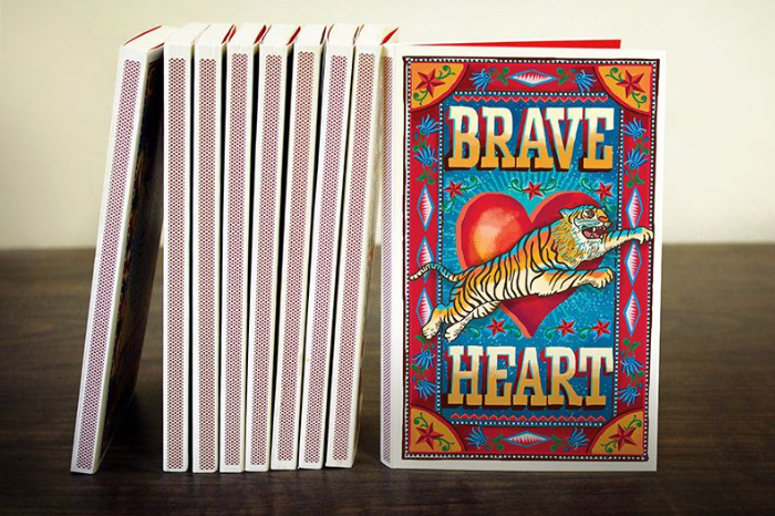 Notebooks with Matchbox inspired design from Sky Goodies Stationery Brand