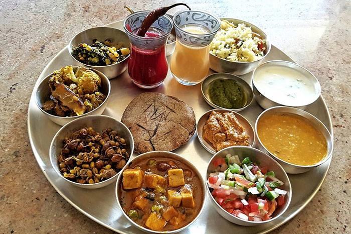 A Marwari food experience in Chennai