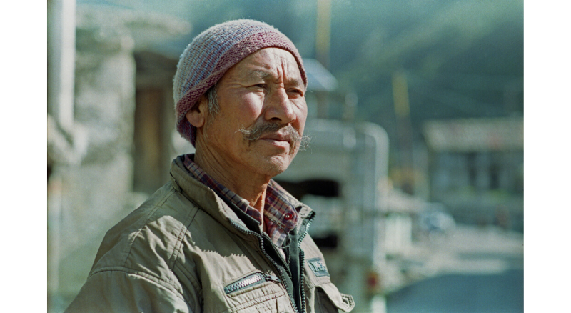 DHARAM SINGH KUNWAR shot on Nikon F3 Analogue Camera, Cinestill 50 D Emulsion