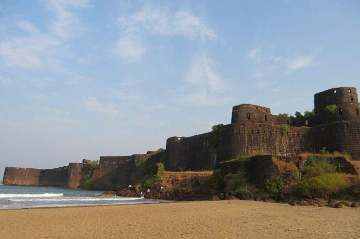 Vijaydurga Fort. Image Credits: ewwa.club