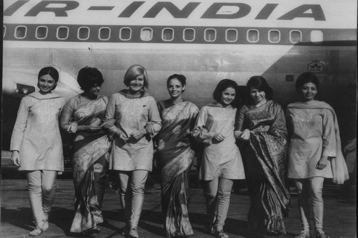 The 'It' Girls. Image Source: The Hindustan Times Archive