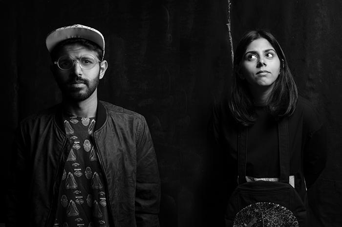 Creative Directors at Biskit, Harsha Biswajit and Shruti Biswajit
